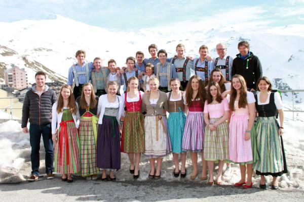 Schulskiweltmeisterschaft Ski Alpin 2014