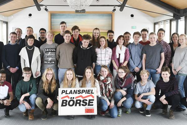 Planspiel Börse 2017/2018