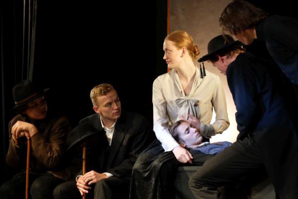Theatergruppe Gymnasium Tegernsee überzeugt mit