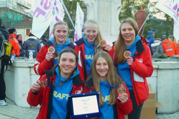 Schulskiweltmeisterschaft Ski Alpin 2016