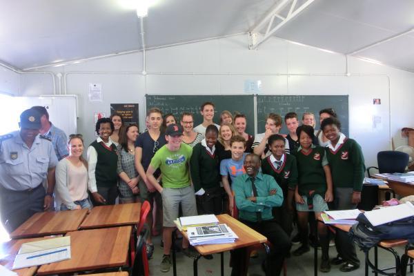 Schüleraustausch mit Südafrika