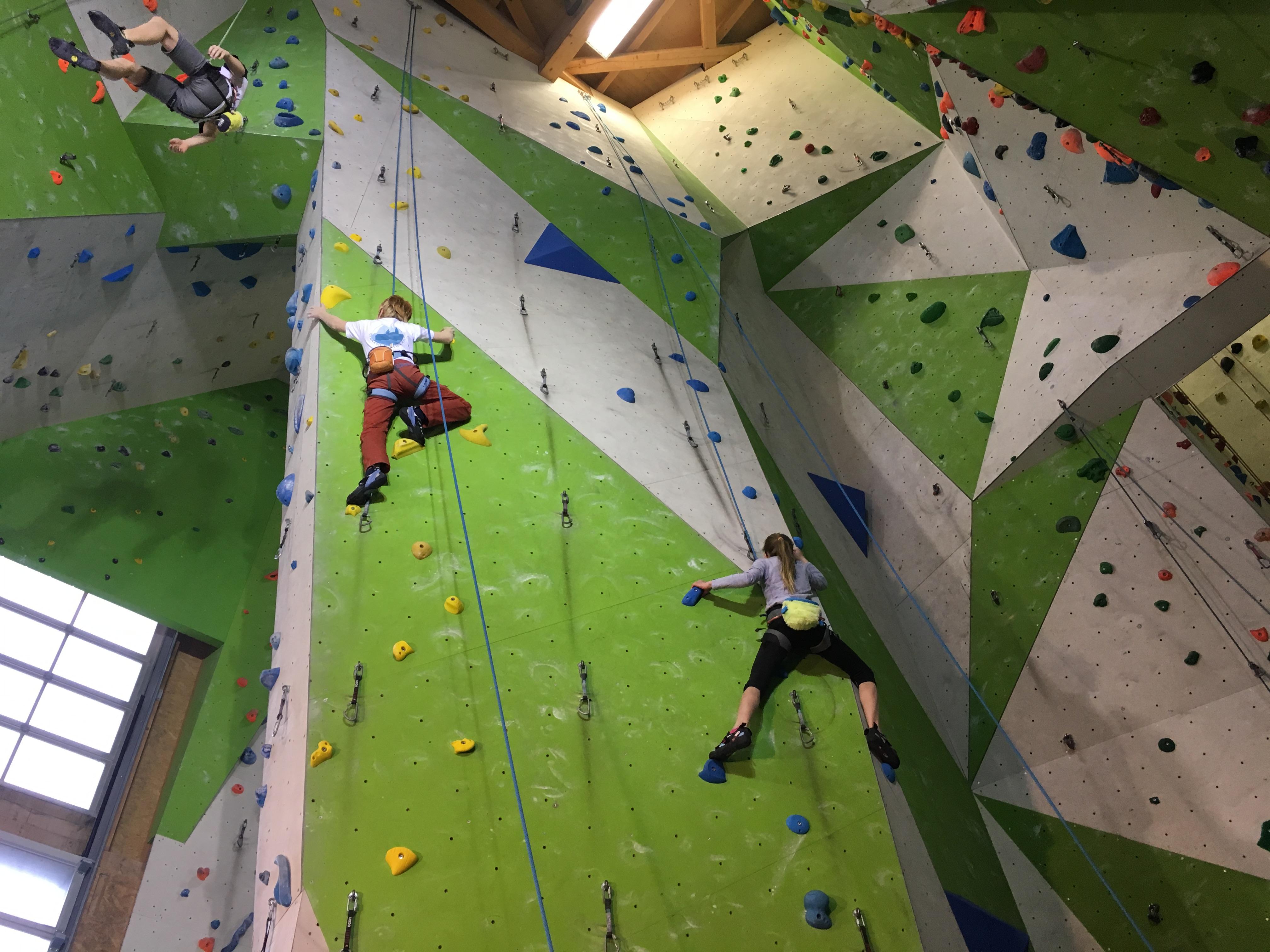 Klettergurt Englisch : Gymnasium tegernsee wahlfach klettern